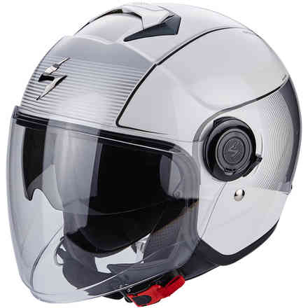 Exo-City Wind white Helmet Scorpion