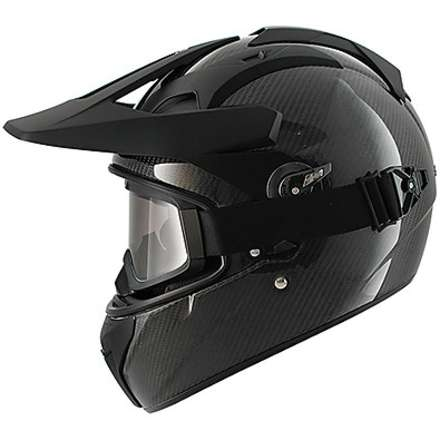 Explore-R  Carbon Skin Helmet Shark