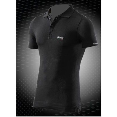 Extra Light Polo Short Sleeve Sixs