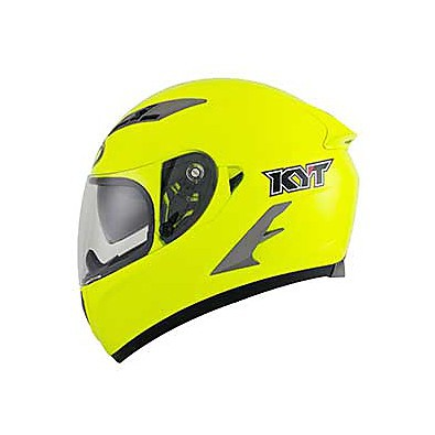 Falcon helmet Yellow Fluo KYT