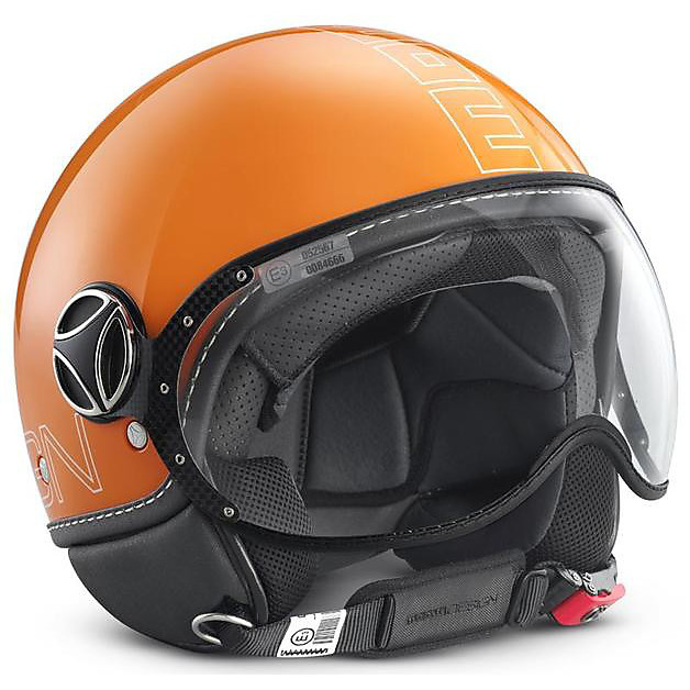 Fgtr Glam Helmet orange Momo