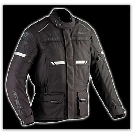 Fjord  Black   Jacket Ixon