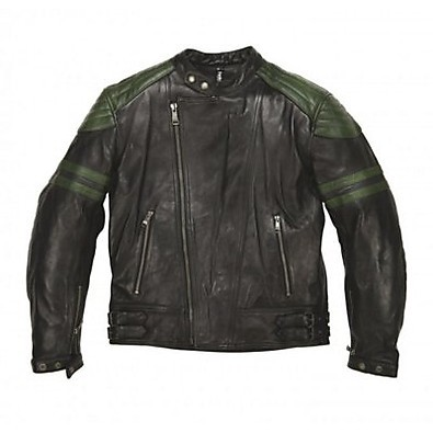 Flash leather Jacket Helstons