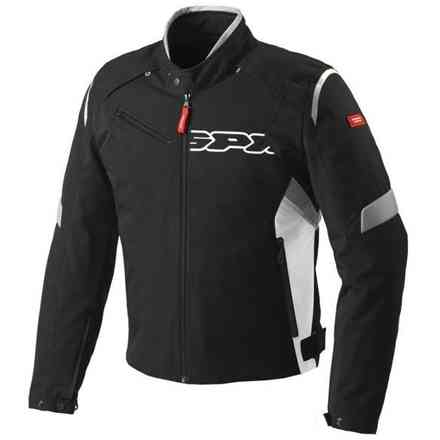 Flash Tex black-grey Jacket Spidi