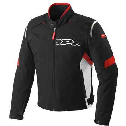 Flash Tex black-red Jacket Spidi