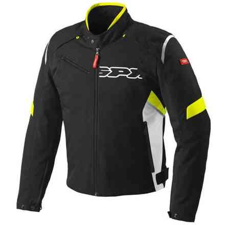 Flash Tex fluo yellow Jacket Spidi