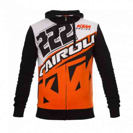 Fleece sweater VR46