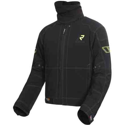 Flexius Gore-tex black yellow Jacket RUKKA