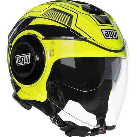 Fluid Multi Soho Helm Agv
