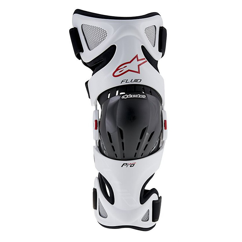 Fluid Pro Knee Brace Set Alpinestars