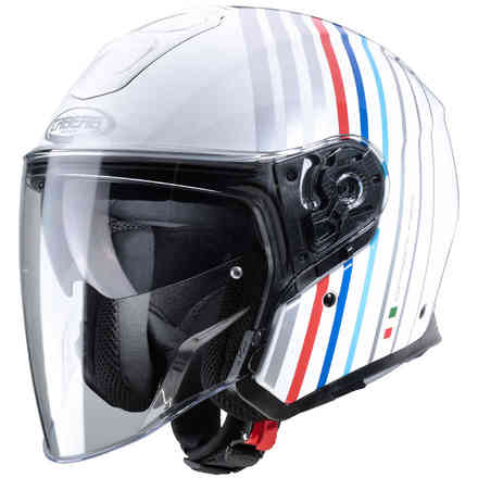 Flyon Bakari Bmw Colors Helm Caberg