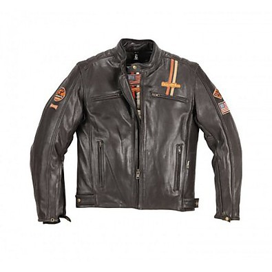 Force Usa leather Jacket Helstons