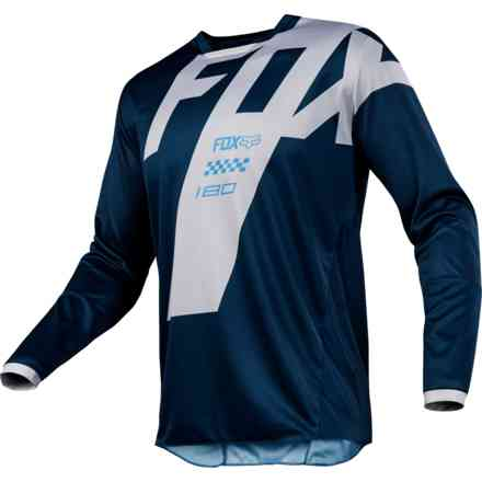 Fox Cross 180 Mastar Jersey Navy Jersey Fox