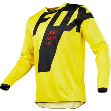 Fox Cross 180 Mastar Yellow Jersey Fox