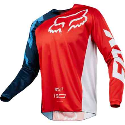 Fox Cross 180 Red Jersey Jersey Fox