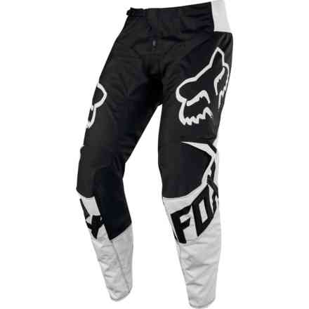 Fox Cross 180 Schwarze Rennhose Fox