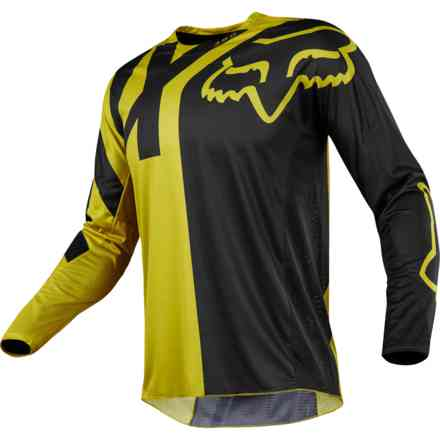 Fox Cross 360 Jersey Yellow Jersey  Fox