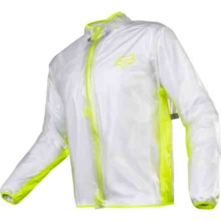 Fox Cross Fluid Mx Jaune Veste Fox