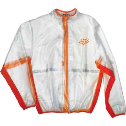 Fox Cross Fluid Mx Orange Jacket Fox