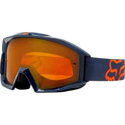 Fox Main Enduro Navy Glasses Fox