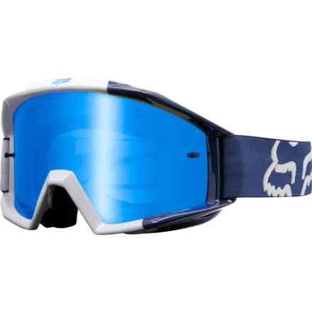 Fox Main Mastar Navy Glasses Fox