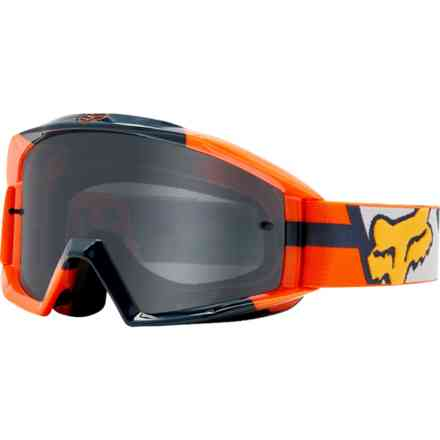 Fox Main Sayak Orange Glasses Fox