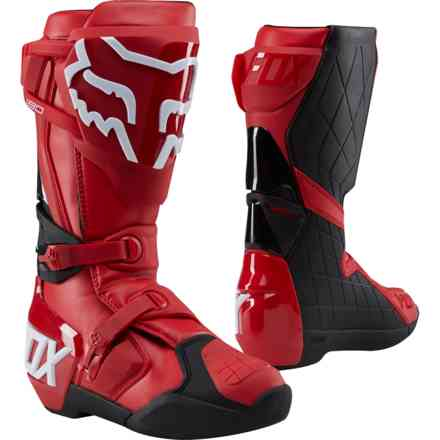 Fox Racing 180 Stiefel Rot Fox