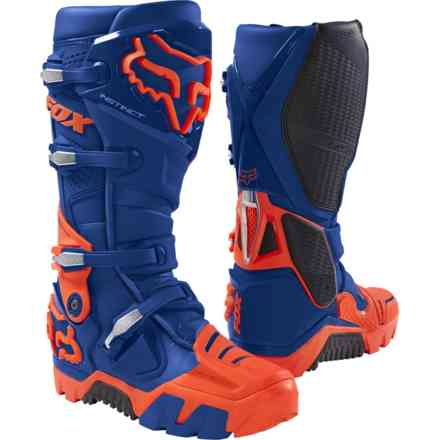 Fox Racing Instinct Stiefel Off Road Blue Fox