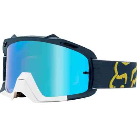 Fox Racing Racing Air Space Preme Navy - Red Fox