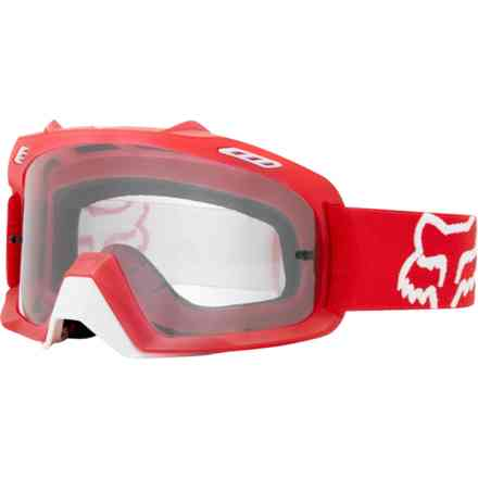 Fox Racing - Rote Luftraumbrille Fox