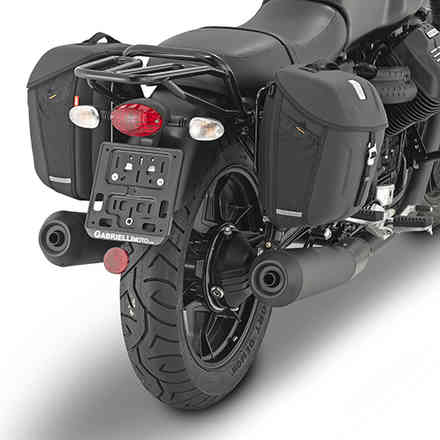 Frame for lateral bags for Moto Guzzi V7 III Stone / Special (17) Givi