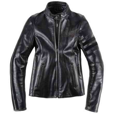 Freccia72 Lady jacket black Dainese