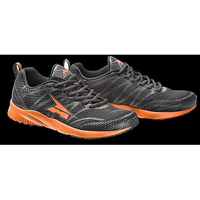 Free Running Shoe black-orange Axo