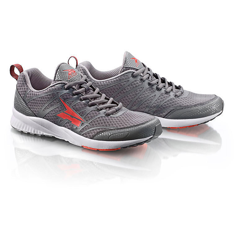 Free Running Shoe gray-red Axo