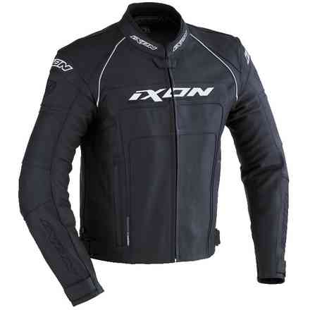 Fueller 2.0 Leather Jacket Ixon