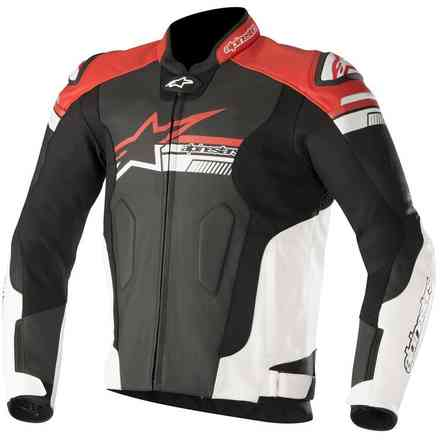 Fuji Airflow jacket black white red Alpinestars