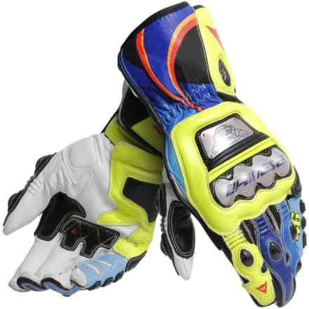 Full Metal 6 Replica gloves  Vr46 Dainese