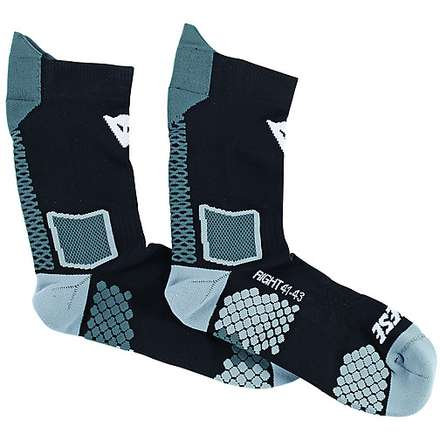 Funktionssocken D-Core Mid Dainese