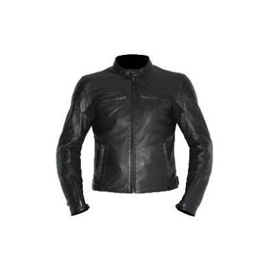 G.devil Leather Jacket Axo