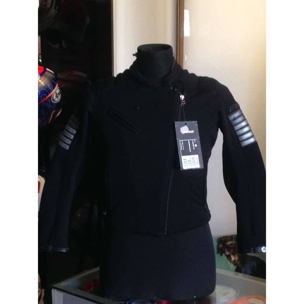G.lolaTex Jacket black-anthracite Dainese
