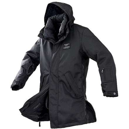 G.Motocombat Jacket black Spidi