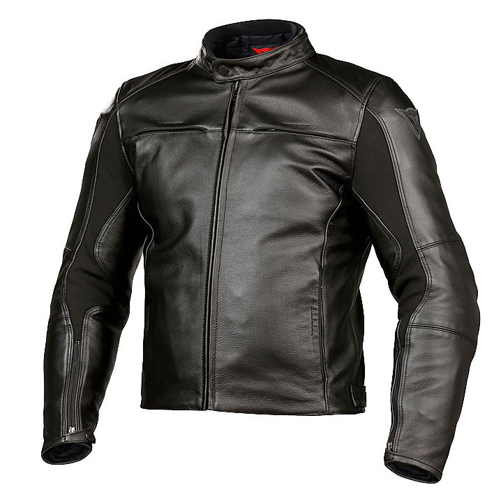 G.razon Leather Jacket Dainese