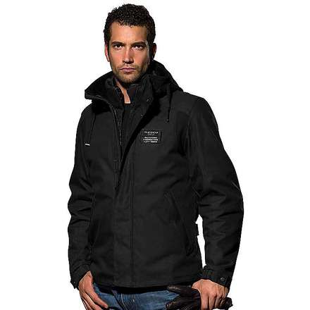 G.T-combat Pro Jacket H2Out black Spidi