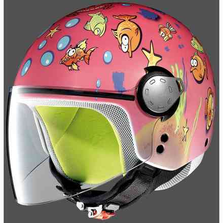 G1.1 Fancy Acquarium Child Helmet Grex