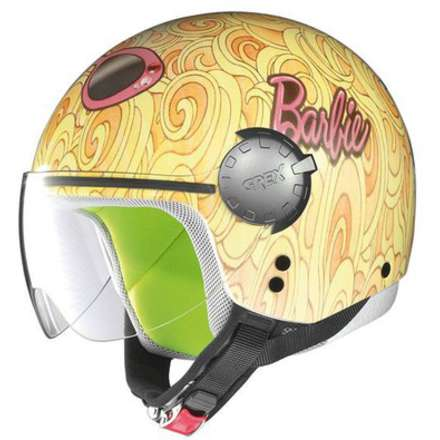 G1.1 Visor fancy mattel Child Helmet Grex