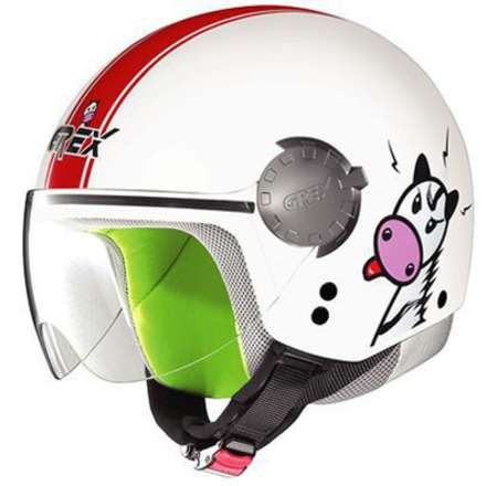 G1.1 Visor Teens Child Helmet Grex