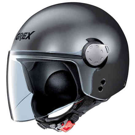 G3.1 E Kinetic helmet Flat Vulcan Grey Grex