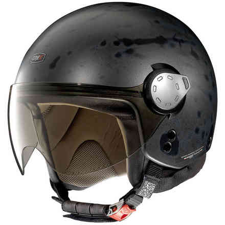 G3.1 Scraping Scraped Helmet Grex