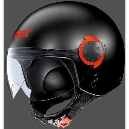 G3.1E Couplé Flat Black red Grex