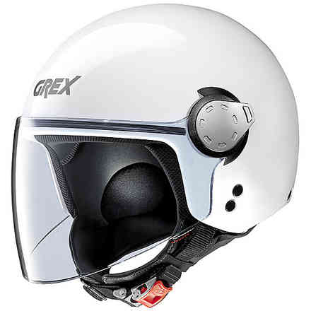 G3.1e Kinetic Metal Helmet Grex